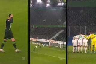 ¡Histórico!: Realizan la primera retransmisión del mundo de un partido de fútbol en formato vertical para móviles