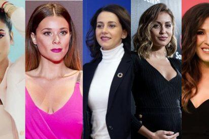 Inés Arrimadas, Malú, Elena Tablada y otras 6 celebrities españolas que serán madres en 2020