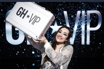 Adara, ganadora de 'GH VIP 7' en la final más amarga, sosa y cobarde