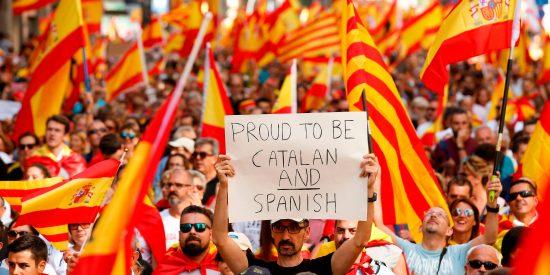 Cataluña: El 47,9% de los catalanes rechaza la independencia, pero Sánchez se abraza a los golpistas de ERC y al 43,7% que apoya la secesión