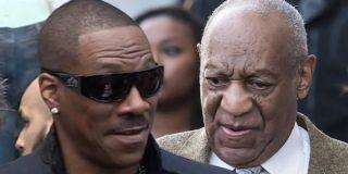 """Bill Cosby, desde la cárcel por 'depredador sexual', califica a Eddie Murphy de """"vendido"""" y """"esclavo"""""""