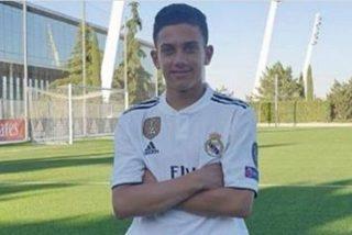 El hijo de Reyes es un crack: marca 4 goles en la final y da el título de LaLiga Promises al Real Madrid
