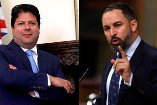 El Gobierno de Gibraltar denuncia a VOX ante la Fiscalía y acusa a Abascal de incitar al odio contra los gibraltareños