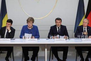 Rusia y Ucrania firman la paz y el intercambio 'total' de prisioneros en la guerra del Donbás