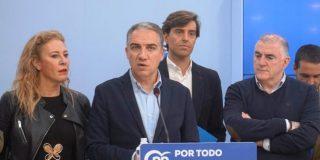 """Bendodo (PP-A): """"Desde Andalucía vamos a ser hostiles a la subida de impuestos exigida por ERC"""""""