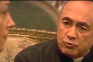 El cariñoso reecuentro de Mario Martín (Anselmo) con una antigua compañera en 'El secreto de Puente Viejo'