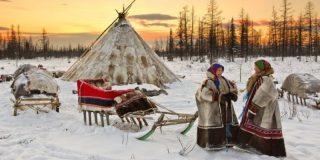 Siberia: Un empresario ruso pone a la venta una aldea completa, incluyendo a los 45 vecinos en el paquete