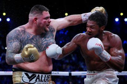 Joshua vs Ruiz: el británico recupera el título mundial de los pesos pesados al ganar por puntos al mexicano-estadounidense