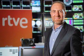 El sanchista Enric Hernández asume la dirección de informativos de RTVE en medio de la pelea PSOE-Podemos por los despojos