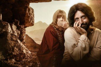 Se estrena una película de Navidad que presenta a Jesús como un homosexual activo