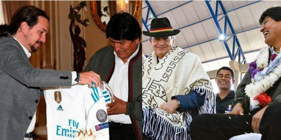 El FBI y la DEA, detrás de los turbios nexos de Podemos y Zapatero con Evo Morales