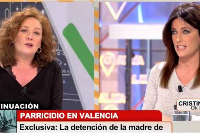 Cristina Seguí no le pasa la más mínima a Cristina Fallarás sobre la Arandina y le avisa que la sentará en el banquillo