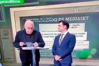 Ferrán Monegal 'crucifica' a Mediset desde laSexta por el caso Carlota Prado