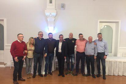 La UniónGC, como cada año, celebró un acto social con sus compañeros en Santander. Acto cargado de emoción e ilusión, con una estructura y fuerza renovada para servir a los Guardias Civiles.
