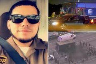 Atraco a mano armada a una joyería, dramática persecución policial y cuatro muertos