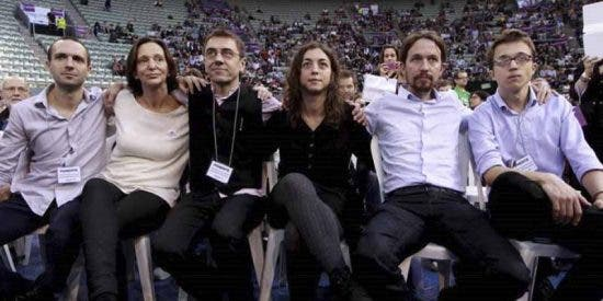 La Policía Nacional encuentra documentos de Podemos en la casa de un ministro de Hugo Chávez en Madrid