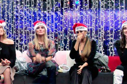 Adara, Mila, Noemi o Alba, una de ellas se proclamará ganadora de 'GH VIP 7' tras la expulsión de Estela