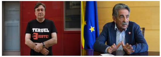 """Manuel del Rosal: """"Señores Guitarte y Revilla y a través de ellos a todos los ciudadanos"""""""