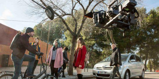 RTVE inicia el rodaje de la serie 'HIT'