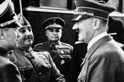 Adolf Hitler y Francisco Franco: choque de trenes en Hendaya