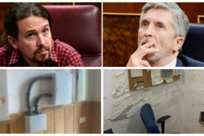 La Guardia Civil se pone firme en el territorio de Pablo Iglesias: los agentes dejan en ridículo a Marlaska mostrando una terrorífica foto