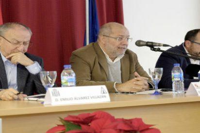 """El vicepresidente Igea destaca que la Constitución Española es """"la garante del sistema de libertades"""""""