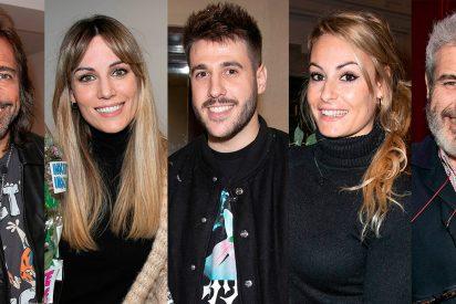 """Edurne, Antonio Carmona, Lorenzo Caprile, Lydia Valentín y Antonio José, los famosos más """"Inocentes"""" del año"""