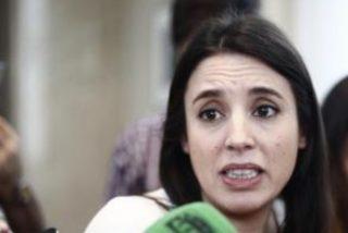 Irene Montero: ¿Sabes qué pastizal aflojará Podemos a la escolta para que la mujer de Pablo Iglesias no se siente en el banquillo?