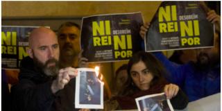 "José Luis Suárez Rodríguez: ""Jaque al Rey"""
