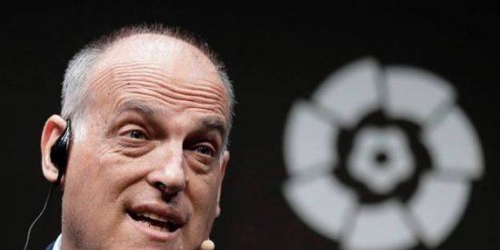 Javier Tebas dimite como presidente de LaLiga... para seguir en el machito