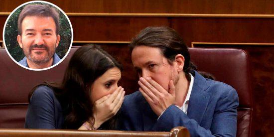 El abogado purgado de Podemos tira de la manta y deja al descubierto los chanchullos contables de Iglesias