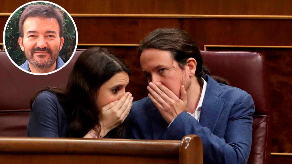 'Escoltagate': el abogado purgado revela que la cúpula de Podemos cobra sobresueldos de 600 euros en 'A' y 300 en 'B'