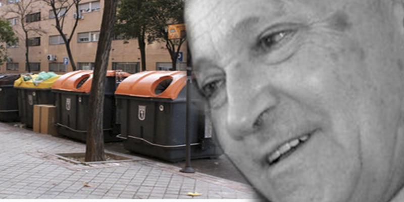 Este es José Mari, el jubilado muerto en un contenedor por su obsesión con el reciclaje correcto