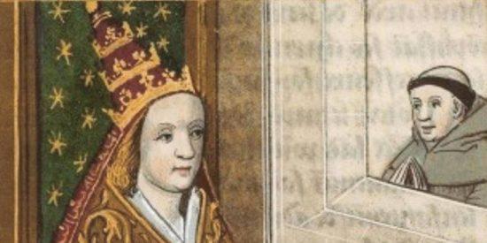 La controvertida historia de Juana, la mujer Papa que falleció dando a luz