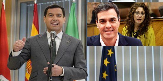 """Carlos Herrera: """"Yo, de Juanma Moreno, declaraba la independencia de Andalucía"""""""