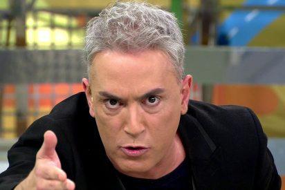 """Kiko Hernández acusa a María José Campanario de """"mentir a un juez"""""""