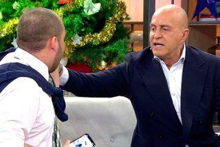 Telecinco sigue permitiendo que desde sus platós Kiko Matamoros que insulte a propios y extraños
