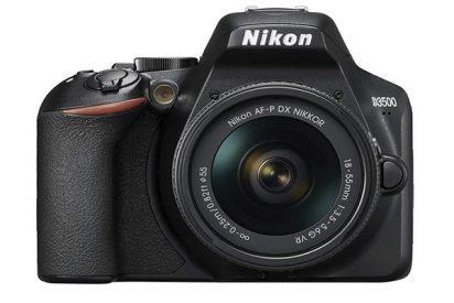 La cámara réflex Nikon D3500; una muy buena opción para iniciarse en la fotografía profesional