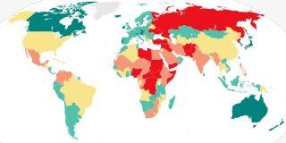 España ha caído 9 puestos en ranking de países más seguros para viajar, según el Índice de Paz Global