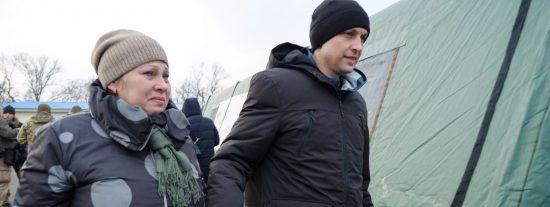 Rusia y Ucrania sellan su acuerdo de paz intercambiando prisioneros de guerra