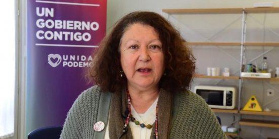La líder de Podemos en Baleares se niega a desprenderse de un plus anual de 22.000 euros y en Twitter acaba morada a críticas