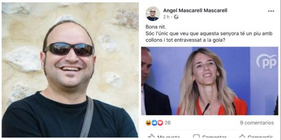"""Carmen Calvo, se te ha caído un machista en el PSOE: """"¿Soy el único que le ve un pe** atravesado en la garganta a Cayetana Álvarez de Toledo?"""""""