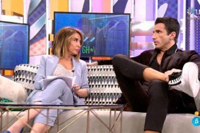 Hugo Sierra revela en 'Sábado Deluxe' que Adara tuvo celos de María Patiño antes de entrar en 'GH VIP 7'