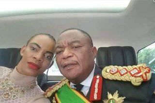 La policía arresta a mujer del vicepresidente de Zimbabue por intentar asesinar a su marido