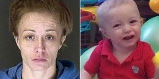Condenan a 24 años de cárcel, por negligencia criminal, a la madre del niño de dos años que murió al dispararse con una pistola pensando que era de agua