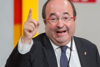 """El 'bailón Iceta insta a reconocer a Cataluña como """"nación sin interferencias indebidas del Estado español"""""""