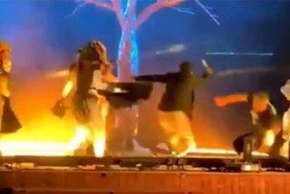 Condenan a muerte al fanático islámico yemení que apuñaló a 4 bailarines españoles en plena actuación
