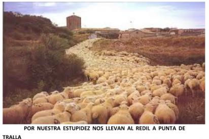 """Manuel del Rosal: """"Tras catorce días de farsa climática, el parto de los montes"""""""