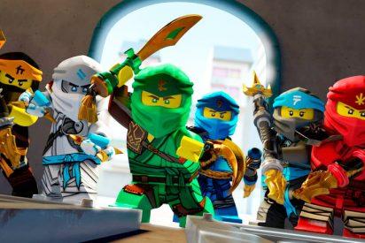 Boing estrena la serie de animación 'Ninjago'
