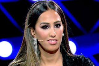 Noemi Salazar acusada por sus vecinos de vivir en una casa de okupa y no pagar el alquiler de su tienda